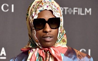 Babuška: Z úsměvného výstřelku A$AP Rockyho je dnes jeden z největších trendů roku