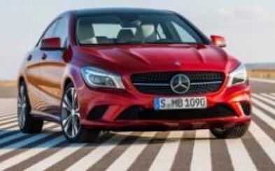 Baby CLS: Nový Mercedes-Benz CLA