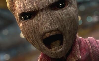 Baby Groot je v Guardians of the Galaxy 2 podľa režiséra Jamesa Gunna malý zábavný hajzlík