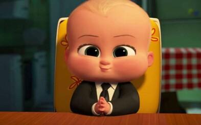 Baby šéf dostane pokračovanie, uvidíme ho však až o 4 roky!