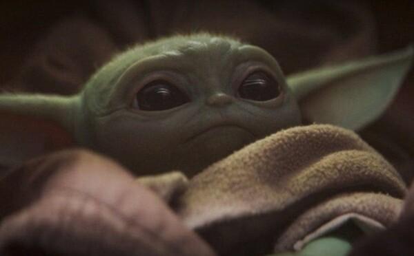 Baby Yoda pobláznil celý internet. Známa postava zo Star Warsu je v seriáli The Mandalorian bábätko