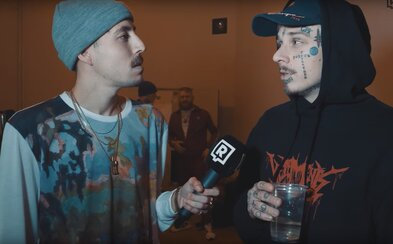 Backstage: Yzomandiasův třetí rozhovor v kariéře