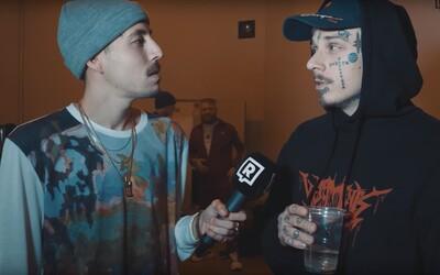 Backstage: Yzomandiasov tretí rozhovor v kariére