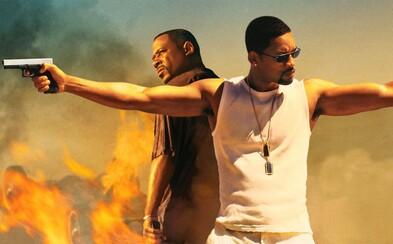 Bad Boys 3 predsa len bude a vrátia sa ako Will Smith, tak Martin Lawrence. Kto sa postará o réžiu?