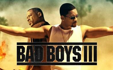 Bad Boys 3 predsa len uvidíme! Očakávané pokračovanie s Willom Smithom a Martinom Lawrencom dostalo nový dátum premiéry