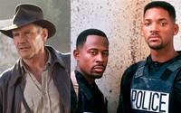 Bad Boys 3 sa začne natáčať v apríli, zatiaľ čo Indiana Jones 5 už šperkuje scenár. Ako sa séria zmení oproti predošlému dielu?