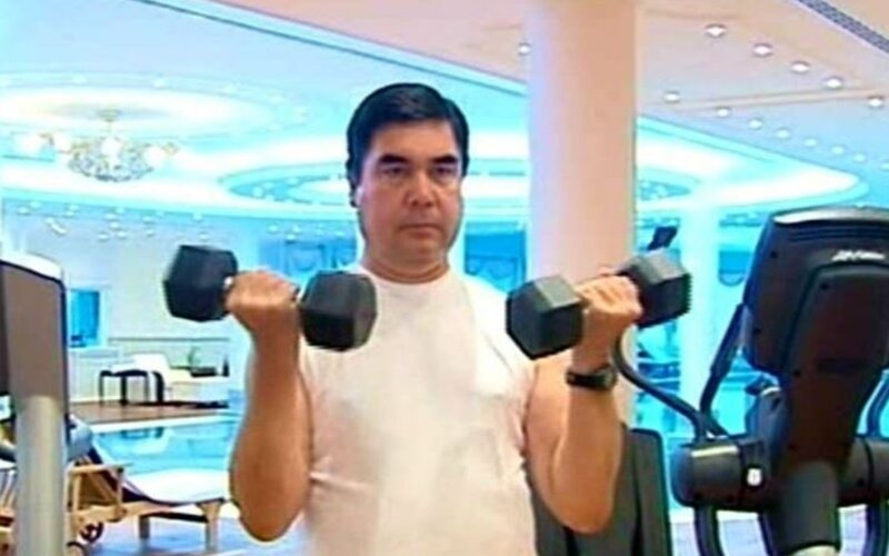 "Turkmenistán zakázal slovo ""koronavirus""."