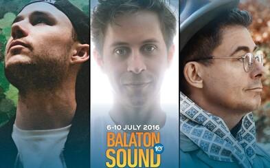 Balaton Sound sa teší z toho, že jeho line up obohatia ďalšie prestížne mená ako napríklad Chris Brown, Steve Aoki či Deorro