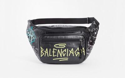 Balenciaga prodává počmáranou ledvinku za 33 000 Kč