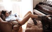 Balerína Kendall Jenner si zavzpomínala na své dětství ve španělském Vogue, kde se zhostila i titulky