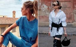Balmain, Dior či Prada. Domáce známe tváre predviedli outfity za tisíce €