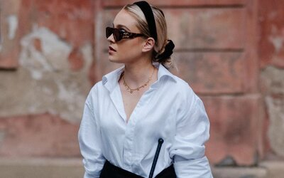 Balmain, Dior či Prada. Domácí známé tváře předvedly outfity za desítky tisíc korun