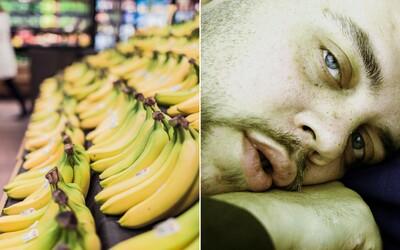 Banány, muškátový oříšek, kofein nebo voda – i tímto se dá předávkovat. Jaké jsou nejbizarnější vedlejší účinky oblíbených potravin?