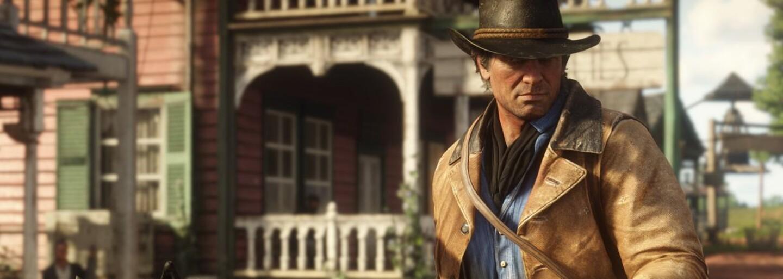 Bankovní loupeže, krásná příroda i pohled z první osoby ve vynikajícím traileru pro Red Dead Redemption 2