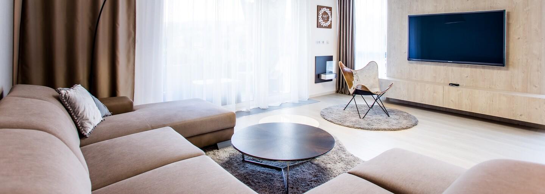 Banská Bystrica odhaľuje  elegantné bývanie mladej rodiny, ktorej sny boli prenesené do reality