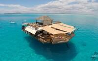 Bar z ríše snov: Podnik na Fidži obklopený priezračným oceánom splní sny aj najnáročnejším labužníkom
