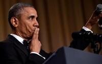 Barack Obama opustil pozíciu prezidenta vo veľkom štýle. Na konci príhovoru pustil mikrofón na zem