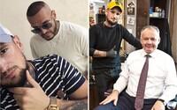 Barber Palermo: Holič na Slovensku zarobí 2 000 €, mám poistené ruky (Rozhovor)