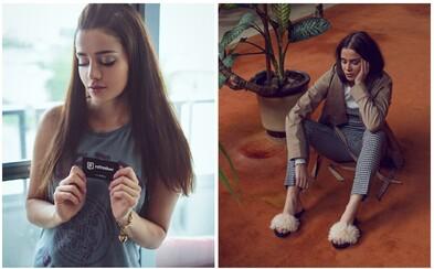 Barbora Lučivjanská: Tmavovláska, ktorá vám svojou krásou a tajomnosťou pomotá hlavu