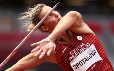 Barbora Špotáková se loučí s olympiádou. Prozradila, kdy a jak chce ukončit kariéru