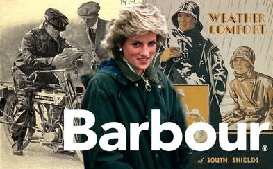 Barbour: Tradičná anglická značka, na ktorú nedá dopustiť ani kráľovská rodina