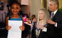 Barbra Streisand darovala dcére Georgea Floyda akcie Disney, môže zarobiť obrovský balík