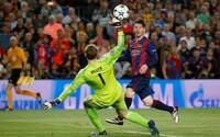 Barcelona po hviezdnom výkone Lea Messiho porazila poľahky Bayern 3:0