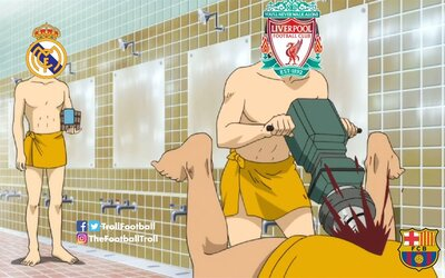 Barceloně se po výprasku 4:0 od Liverpoolu směje celý svět. Děkujeme, Suárezi, že jsi neoslavoval