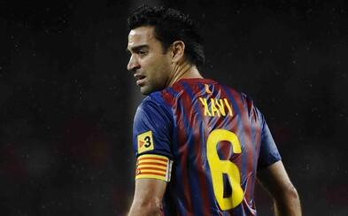 Barcelonu opustila ďalšia klubová legenda. Xavi sa emotívne lúčil ďalším majstrovským titulom