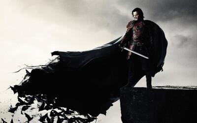 Bard z Hobita je hrozivý Dracula! Sleduj trailer plný efektov, fantasy prvkov a chladnej atmosféry