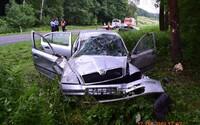 Bardejovčan spôsobil dopravnú nehodu a ušiel do krčmy. O hodinu zavolal políciu a nafúkal 3 promile