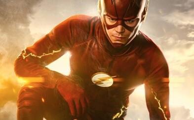 Barry si musí v prvých záberoch pre tretiu sériu Flasha zvykať na celkom nový svet. Spôsobil totiž Flashpoint Paradox