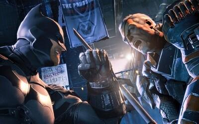 Batman a Deathstroke si idú po krku v parádnej fanúšikovskej upútavke