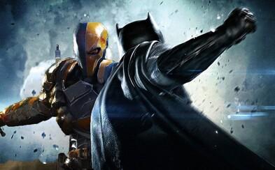 Batman má režiséra, hotový scenár, s ktorými sú všetci spokojní a predstaviteľ Deathstroka už trénuje s katanou!