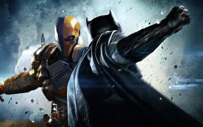 Batman má režiséra, hotový scénář, s kterým jsou všichni spokojení a představitel Deathstroka už trénuje s katanou!