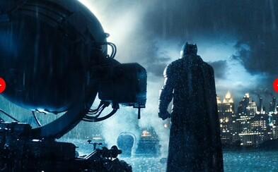 Batman nemá v najnovšom klipe proti Supermanovi žiadnu šancu