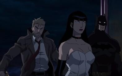 Batman sa pridáva k Justice League Dark, ktorá bude čeliť temnej mágii