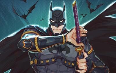 Batman se stává ninjou, aby mohl zachránit feudální Japonsko před Jokerem, Deathstrokem a dalšími záporáky z Gothamu (Recenze)