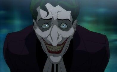 Batman: The Killing Joke sa dostane na jeden deň do kín