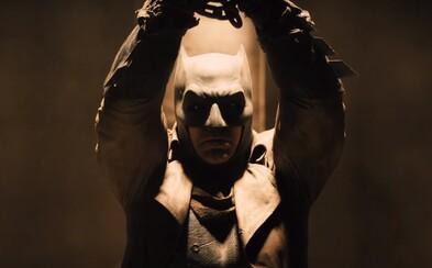 Batman v Superman ukazuje Civil War v nových záberoch, ako má vyzerať blockbuster