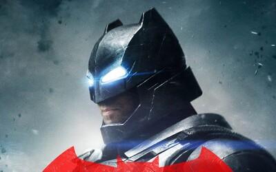 Batman, Wonder Woman a Superman dostávajú svoje vlastné plagáty