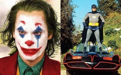 Batmobil v akcii! Na natáčaní Jokera sa ukázalo slávne Batmanove auto, uvidíme teda obávaného netopiera?