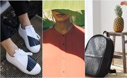 Batoh z ananásu či tenisky z húb. Spoznaj módne materiály budúcnosti, ktorými chrániš prírodu