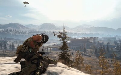 Battle royale Call of Duty: Warzone je venku. Hra je dostupná zcela zdarma