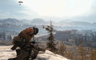 Battle royale Call of Duty: Warzone si môžeš stiahnuť už dnes. Hra bude dostupná úplne zadarmo
