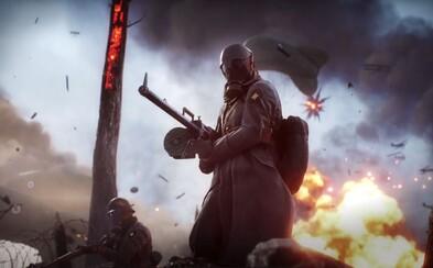 Battlefield 1 spĺňa všetky predpoklady na to, aby sa stal akčnou hrou roka