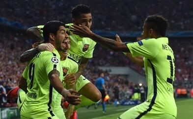 Bayern doma zvládol Barcelonu, no do finále Ligy majstrov smeruje zaslúžene katalánsky gigant!