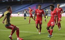 Bayern Mnichov vítězí v Lize Mistrů. Neymarovo PSG nevstřelilo ani gól