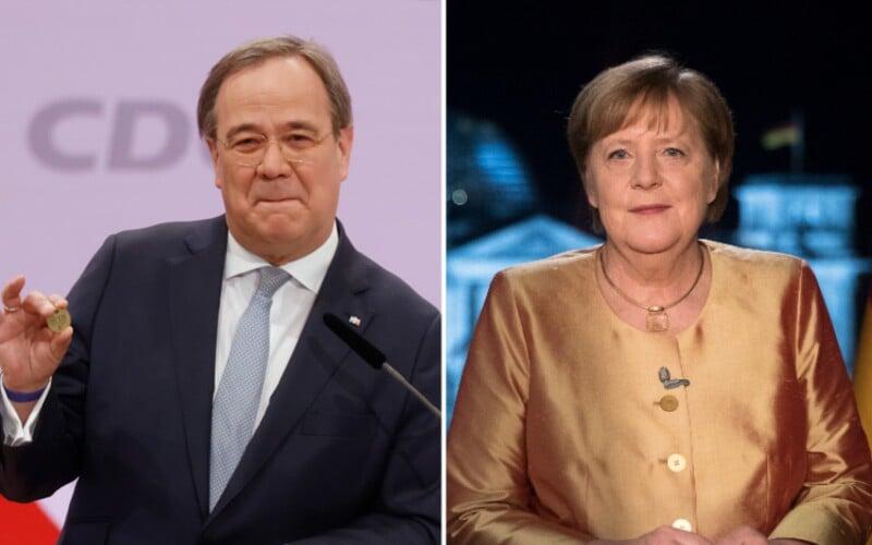 Nástupcem Angely Merkel se stal její věrný spojenec. Nejsilnější německá strana zvolila nového lídra.