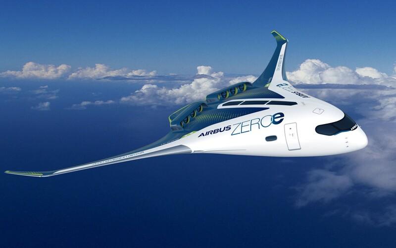 Airbus chce lietadlá bez emisií, dočkať by sme sa ich mohli už v roku 2030.